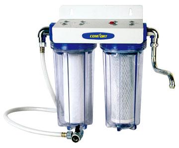 Undersink water filter  EWC-J-DB