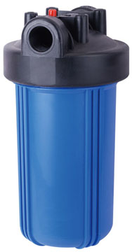 Big Blue Whole House Water Filter Housing EWC-J-K2